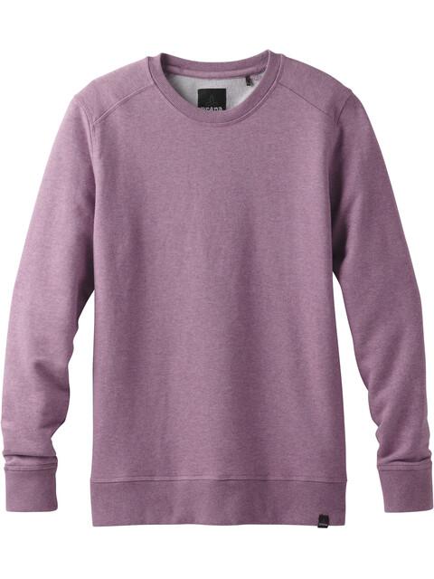 Prana Asbury - T-shirt manches longues Homme - violet